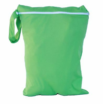 Wet Bag Waterproof 30x40cm for Nappies, Clothes, Swimmers, baby clothes