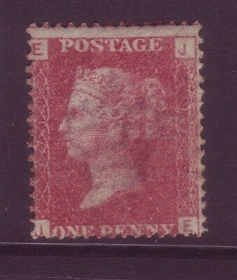 SG43 1d red. Victoria. Mounted Mint. Free Postage