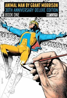 Animal Man by Grant Morrison Book One Deluxe Edition: Deluxe Ed... 9781401285470