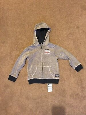 Mothercare nautical boys hoodie 18-24 months BNWT