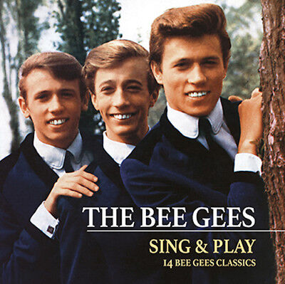 "The Bee Gees : Sing & Play: 14 Bee Gees Classics VINYL 12"" Album (2018)"