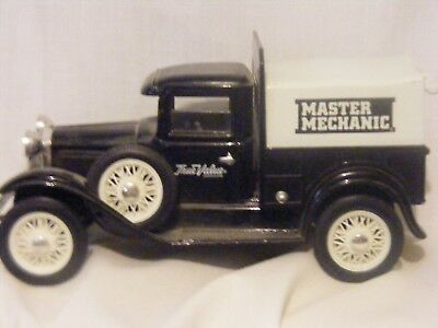 "ertl diecast truck bank ""True Value Master Mechanic"