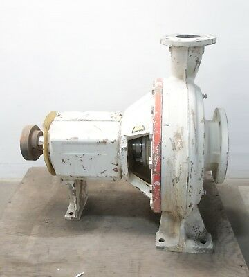 Ahlstrom APP53-100 Centrifugal Pump 4in X 8in