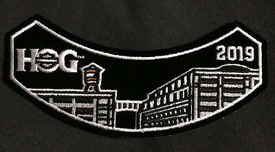 2019 Hog (Harley Owners Group) Patch And Pin