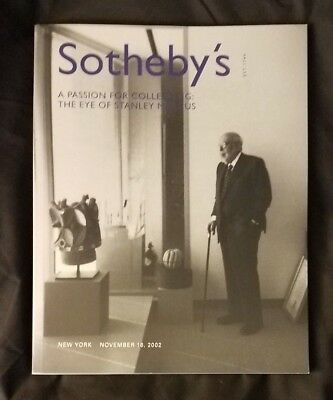 Sotheby's A Passion for Collecting The Eye of Stanley Marcus November 16, 2002