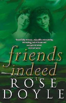 Friends Indeed by Rose Doyle (Paperback) NEW Book