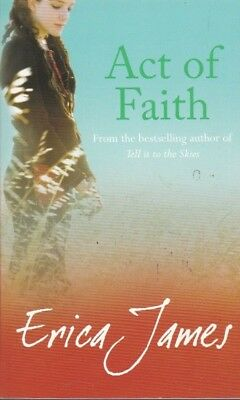 Act of Faith by Erica James (Paperback) NEW Book