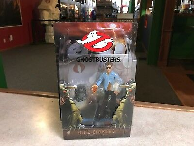 "2010 Matty Collector Ghostbusters VINZ CLORTHO KEYMASTER 6"" Figure MOC"