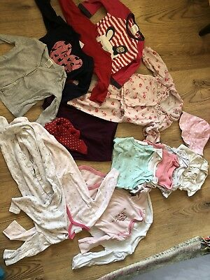 Baby Girl 6-9 Months Large Clothes Bundle