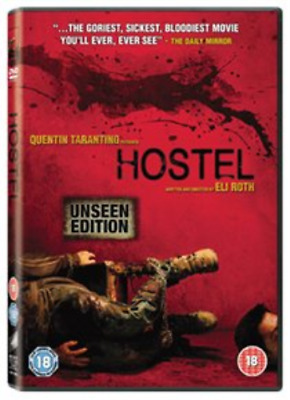 Jan Vlasak, Barbara Nedelja...-Hostel DVD NEW