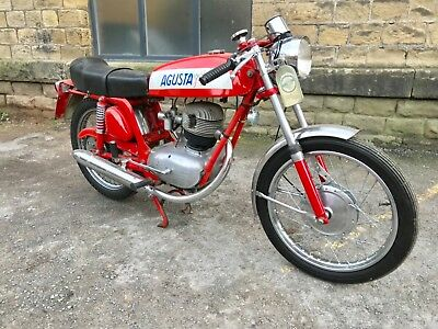 1961 MV Agusta 150RS Sport Cafe Racer Very Rare and BEAUTIFUL low mileage