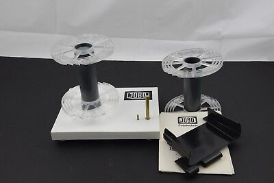 """JOBO Sheet Film System 4x5"""" Film Loader Base 2025 with Guide and 2 Reels 2023"""