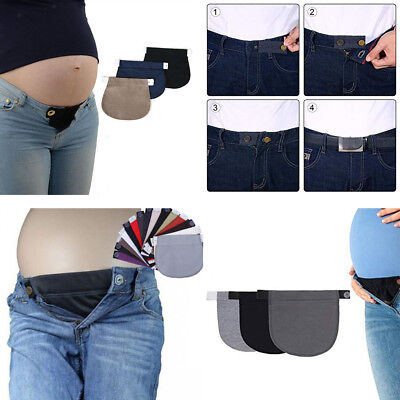 6x Jeans Pant Button Waist Extender Sleeves Neck Extender Clothing Accessory