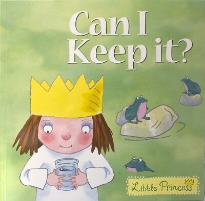 The Little Princess – Can I Keep It? by Tony Ross (Paperback)