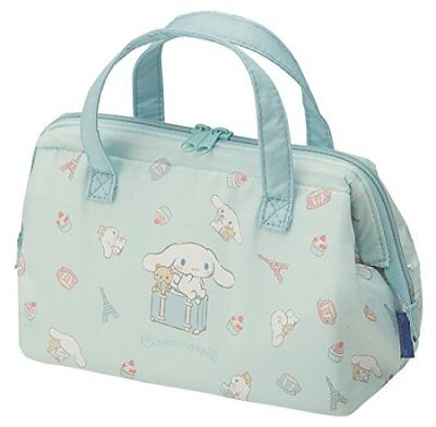 (Skater Cooler lunch bag M Cinnamoroll trip Sanrio KGA1