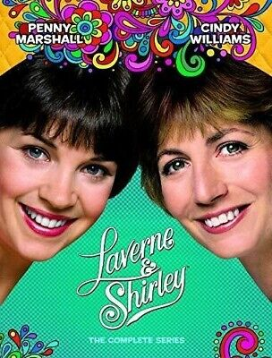 Laverne & Shirley: The Complete Series [New DVD] Boxed Set, Full Frame, Amaray