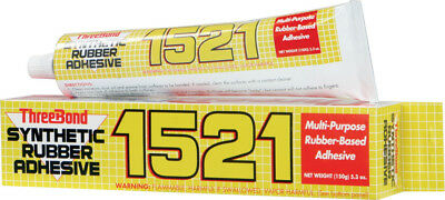 Synthetic Rubber Adhesive 75G Three Bond 1521A75G-JP