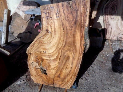 Madera de Olivo slabs boards live edge TE2 - 150 euros, transport incluido UK