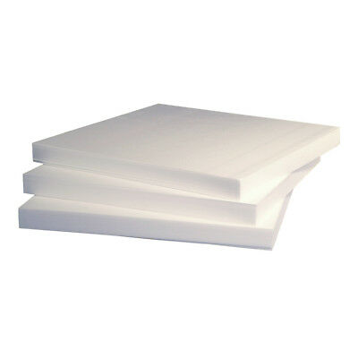 "set of 3 pcs -3"" x 18"" x 18"" inch medium density foam for cushion"