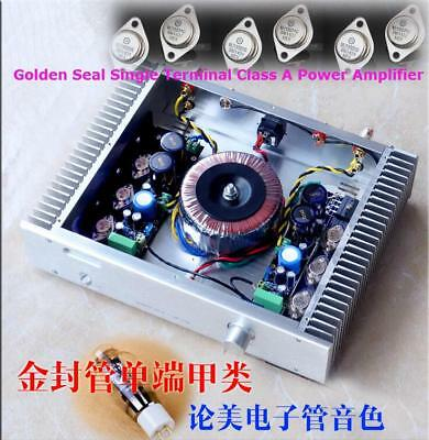 25W PURE CLASS A amplifier PCB using TO-3 MOSFET 1 piece