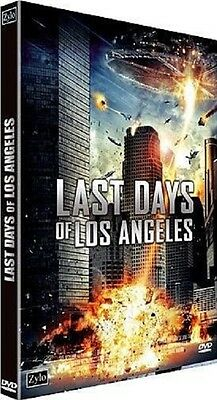 DVD  //  LAST DAYS OF LOS ANGELES  //  NEUF cellophané