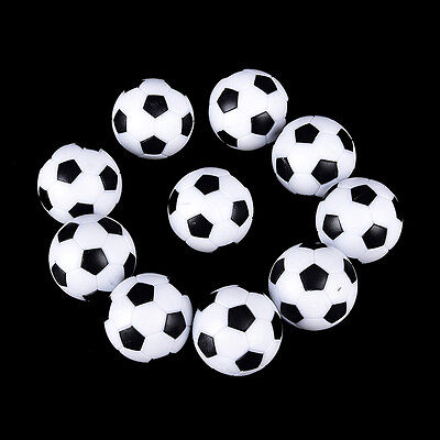 4pcs Mini Indoor Soccer Table Foosball Replacement Ball Football Fussball New