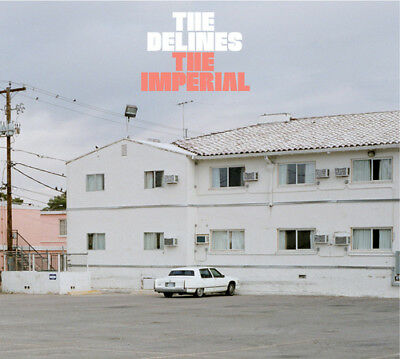 The Delines : The Imperial CD (2019) ***NEW***