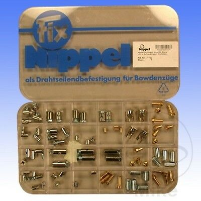 Fix Nipple Assortment x80pcs