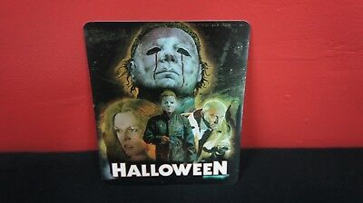HALLOWEEN 1 I - 3D Lenticular Magnetic Cover / Magnet for BLURAY STEELBOOK