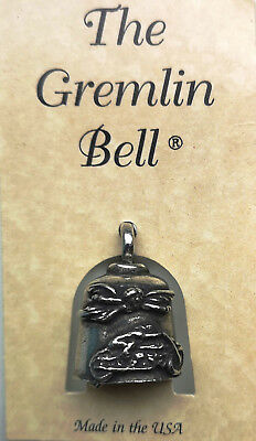 Never Ride Faster Than Your Guardian  Motorcycles Biker Choppers Gremlin Bell
