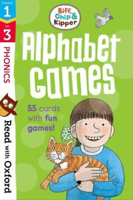 Hunt, Roderick-Read With Oxford: Stages 1-3: Biff, Chip And Kipper: Alpha NEW