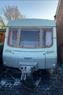 Swift 4 berth caravan 1998