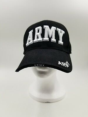 d0dbd52179b Rothco 9385   9488   9485 Deluxe Army Embroidered Low Profile Insignia Cap