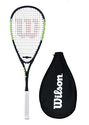 Wilson Blade Team Squash Racket + Cover RRP £80