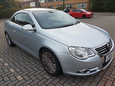 VolksWagen EOS 2006 - Spares or Repairs NO RESERVE