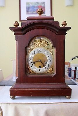 antique mantle clock circa 1900
