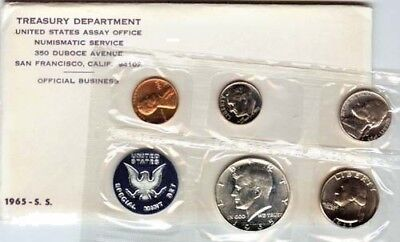 1965 Special U.S. Mint Coin Set *Mint Condition