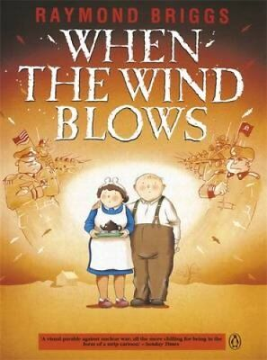 When the Wind Blows by Raymond Briggs 9780140094190 (Paperback, 1986)