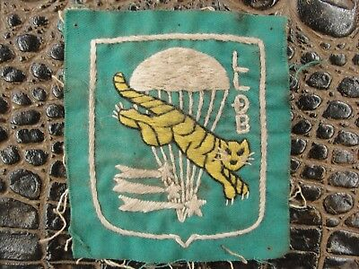 Theater Made Original Vietnam ARVN Special Forces LLDB Pre 1963 Patch