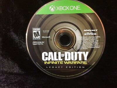 Microsoft Xbox One Call of Duty: Infinite Warfare LEGACY EDITION, DISC ONLY
