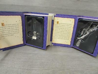 Hallmark Keepsake Pewter Harry Potter Ornaments Hedwig Harry Quidditch