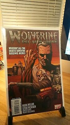 Wolverine #66 first appearance of old man logan