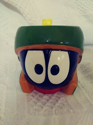 Marvin the Martian Hand Painted Mug from 1992 by Applause