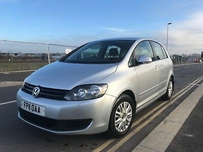 2011 VW Golf Plus 1.6 S TDI Bluemotion
