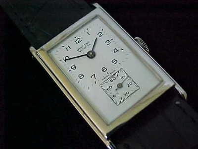 Vintage West End Doctors Watch 42 mm Totally Restored Stainless Steel Timepiece
