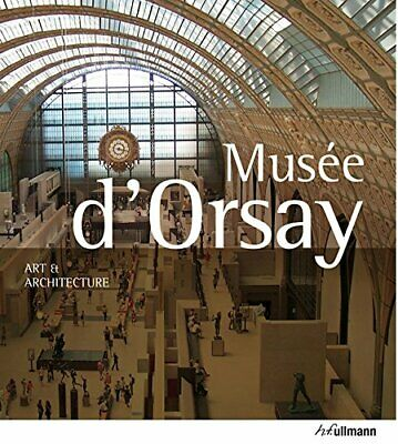 Art & Architecture: Musee D'orsay by Peter Gartner Book The Cheap Fast Free Post