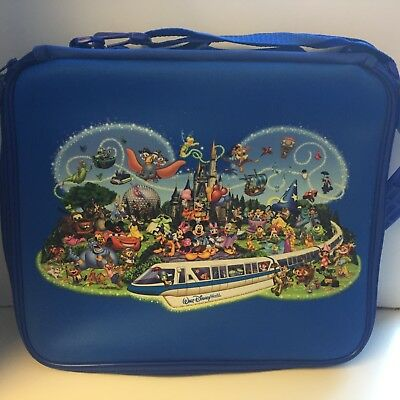 WDW Accessory Blue Trading Bag Disney Characters & Theme Parks Disney Pin 89400