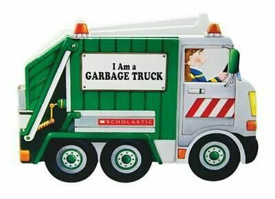 NEW I Am a Garbage Truck By Ace Landers Board Book Free Shipping