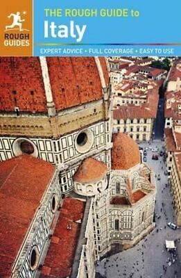 NEW The Rough Guide to Italy By Rough Guides Paperback Free Shipping