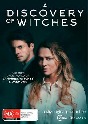 NEW A Discovery of Witches DVD Free Shipping